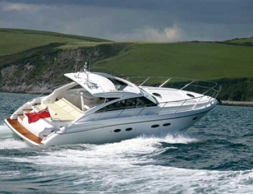 Princess Yachts – V 45
