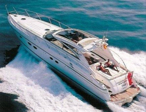 Princess Yachts – V 48