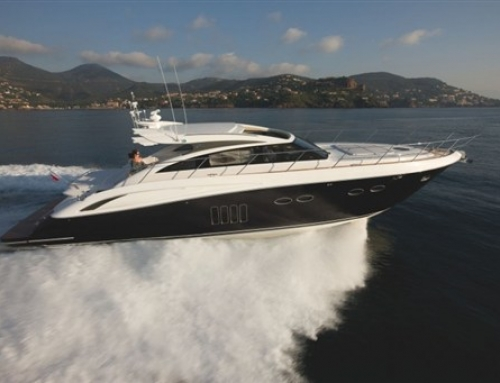 Princess Yachts – V 62