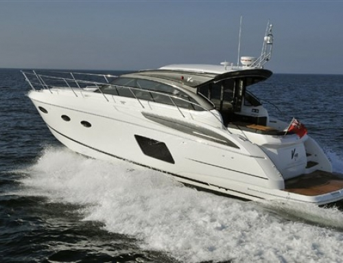 Princess Yachts – V 48 OPEN