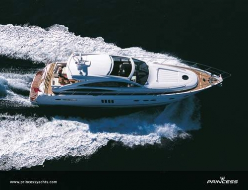 Princess Yachts – V 65 – 2007