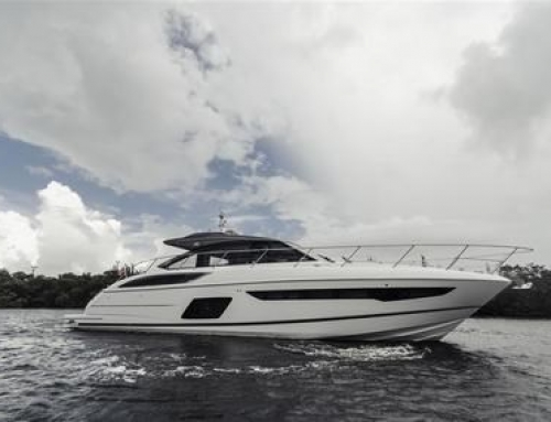 Princess Yachts – V 50 – 2004
