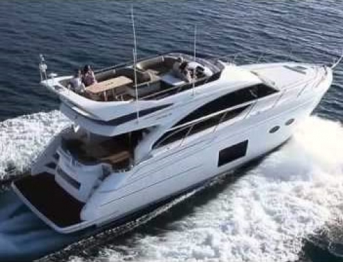 Princess Yachts – 52