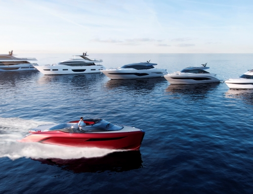 PRINCESS ANNOUNCES SIX NEW AND REVOLUTIONARY YACHTS