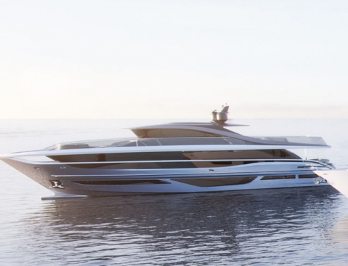 PRINCESS YACHTS REVEALS THE NEW X95