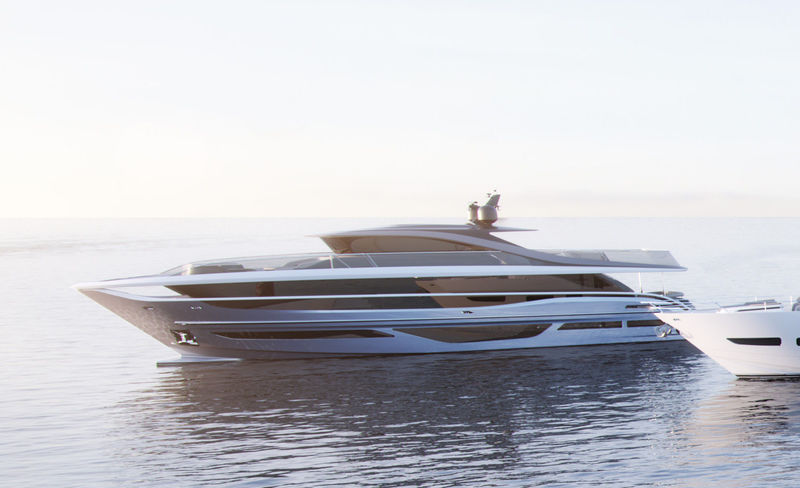 Princess Yachts Reveals The New X95 Equipe Marine