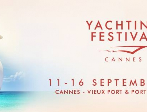 YACHTING FESTIVAL, 11-16 SEPTEMBER 2018 – CANNES