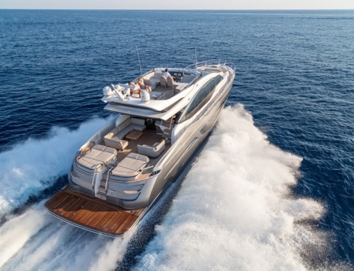 PRINCESS YACHTS CONQUERS THE NORTH AMERICAN MARKET