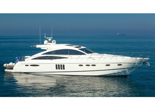 Princess Yachts – V 65 (2009)