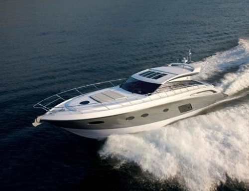 Princess Yachts – V 62S (2016)