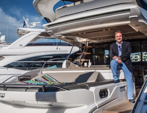 2018, A RECORD YEAR FOR PRINCESS YACHTS