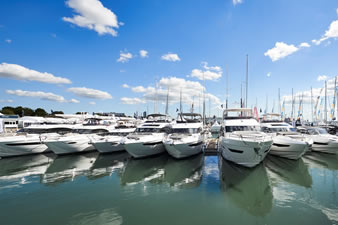 SOUTHAMPTON INTERNATIONAL BOAT SHOW 2019: Princess Yachts lancia 5 nuove barche