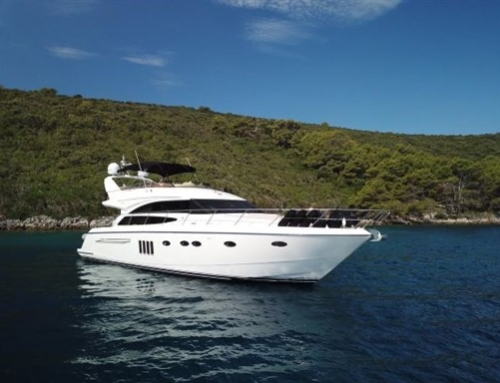 Princess Yachts – 62 (2010)