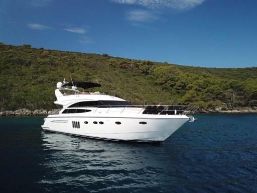 Princess Yachts – V 62 – 2009