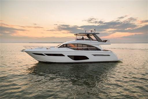 Princess Yachts – F 70 en