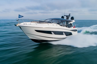 PREDATOR 55 EVO™ SEA TRIAL:  PHOTOGRAPHY