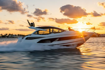 FIVE STAND OUT FEATURES OF THE NEW SUNSEEKER PREDATOR 55 EVO